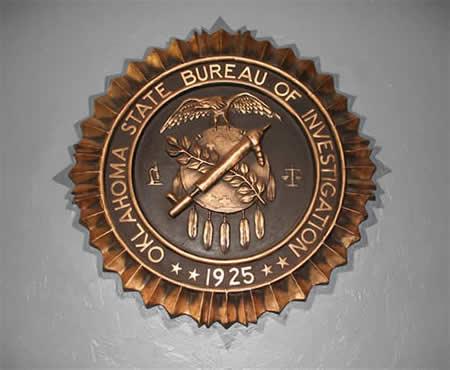 Bronze OSBI Seal
