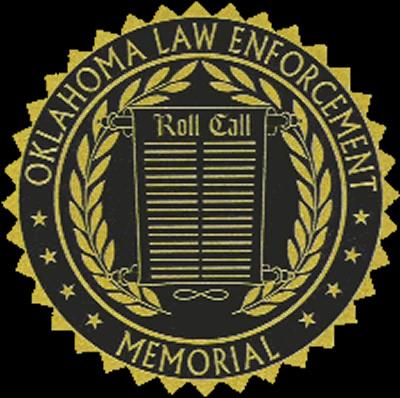 Oklahoma Law Enforcement Memorial Logo