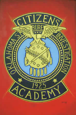 OSBI Citizens Academy Seal