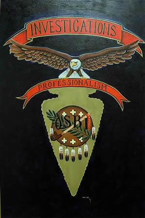 OSBI Criminal Investigation Division Seal Seal