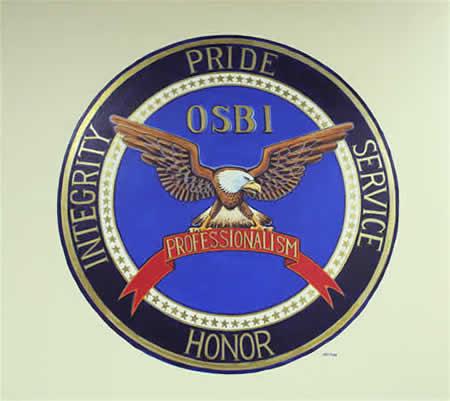 OSBI Seal