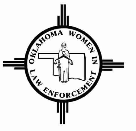 Oklahoma Women In Law Enforcement Logo