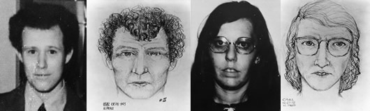 Witness Description Composite Drawing
