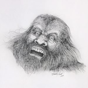 Bigfoot Art Page 2